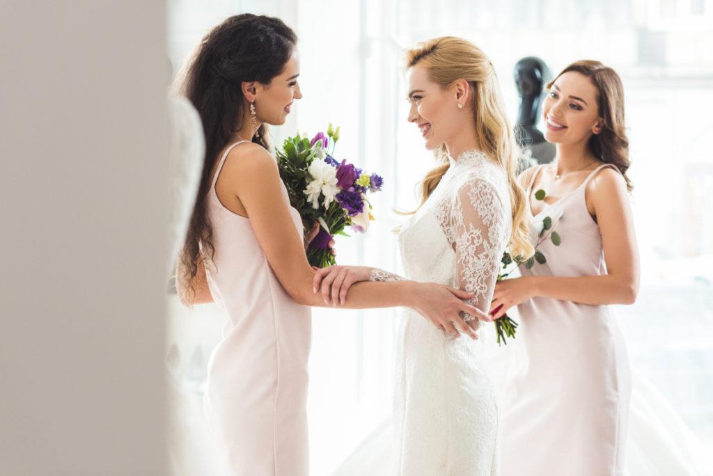 Hochzeitstyling